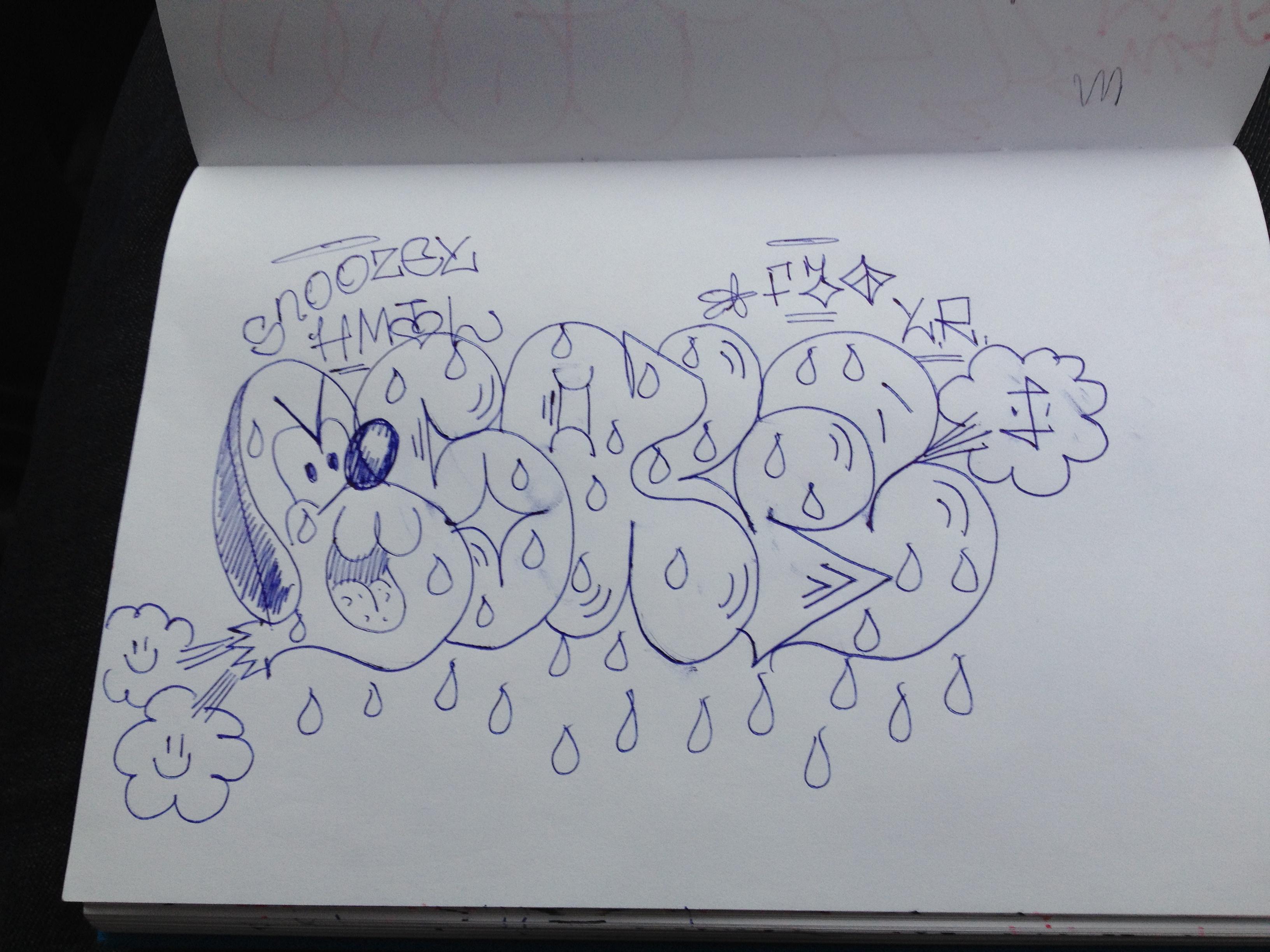Earsnot Graffiti